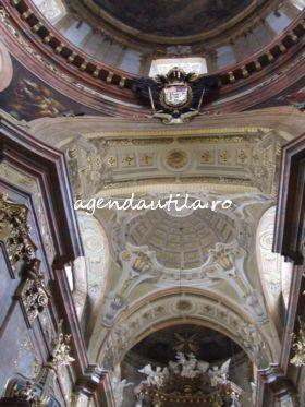 5 obiective turistice de vazut gratis in Viena:peterskirche viena6