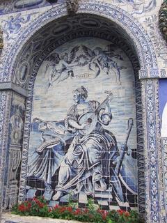 palatul fronteira azulejo
