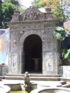 palatul fronteira  capela