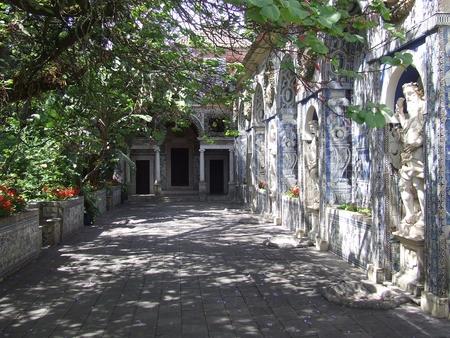 palatul fronteira lisabona 3 gradina