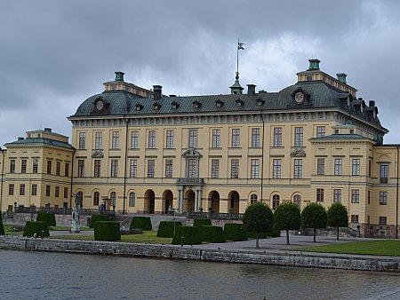 Palatul Drottningholm Stockholm 2