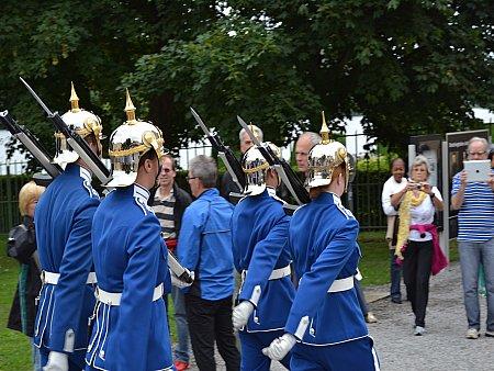 Palatul Drottningholm Stockholm 4