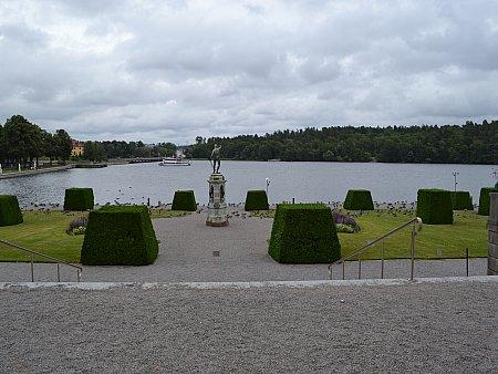 Palatul Drottningholm Stockholm 5