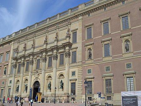 palatul regal din stockholm 1