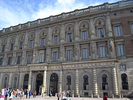 palatul regal din stockholm 3