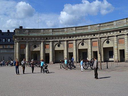 palatul regal din stockholm 4