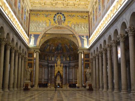 biserici din roma biserica sfantul pavel 1