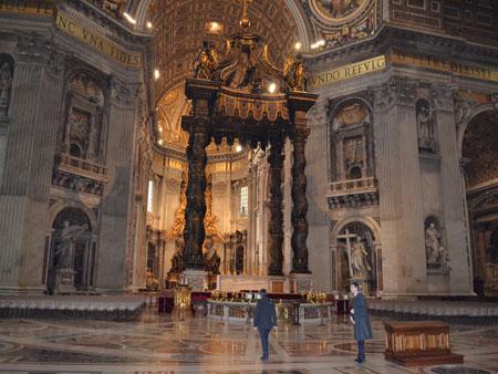 biserici din roma biserica sfantul petru 2