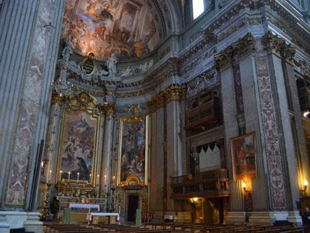biserici din roma ignatiu de  loyola 1