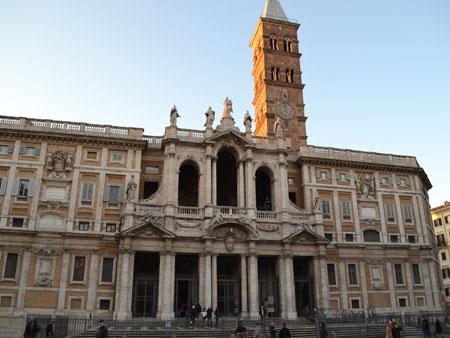 biserici din roma santa maria maggiore 2