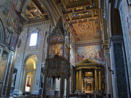 biserici din roma sfantul ioan lateran 1