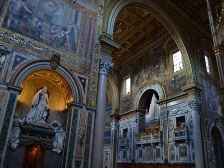 biserici din roma sfantul ioan lateran 2