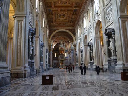biserici din roma sfantul ioan lateran 3