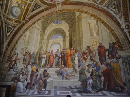 muzeele vaticanului stanze raphael