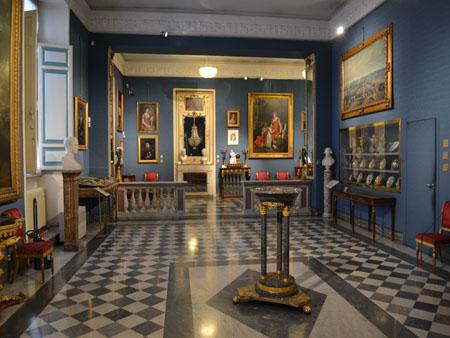 muzeul napoleonic din roma