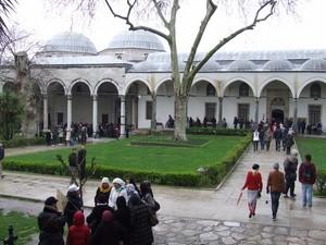 palatul topkapi1