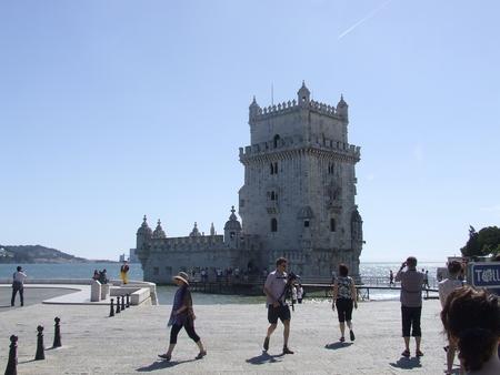 Obiective turistice in cartierul Belem din Lisabona 1