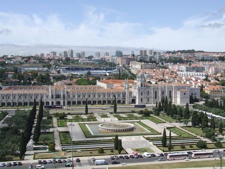 Obiective turistice in cartierul Belem din Lisabona 12