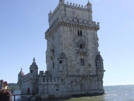Obiective turistice in cartierul Belem din Lisabona 2