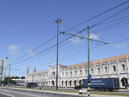 Obiective turistice in cartierul Belem din Lisabona 6