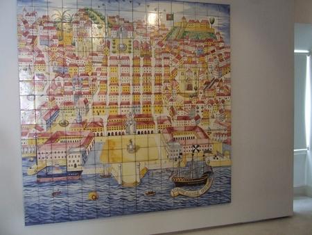 atractii turistice in lisabona azulejo 2