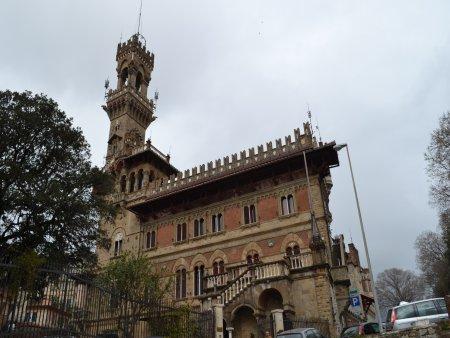 Castelul Mackenzie din Genova 1