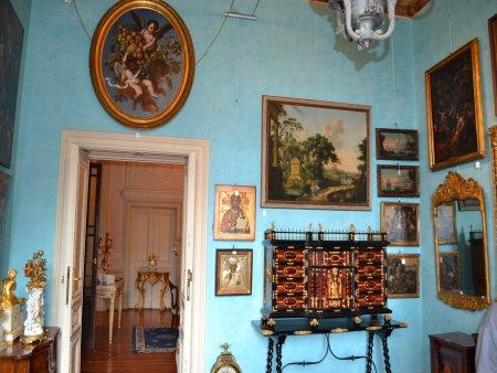 Castelul Mackenzie din Genova 7