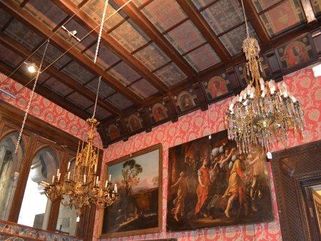 Castelul Mackenzie din Genova 8