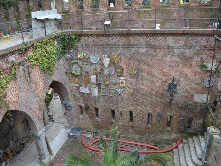 Castelul Mackenzie din Genova 9