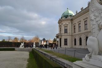 belvedere1 10 muzee interesante in Viena