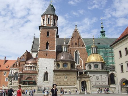 Obiective turistice Cracovia catedrala