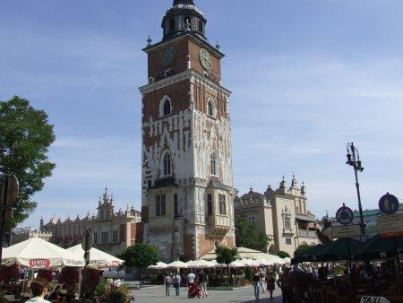 Obiective turistice Cracovia centrul istoric 3
