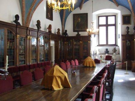 Obiective turistice Cracovia colegiul maius 2