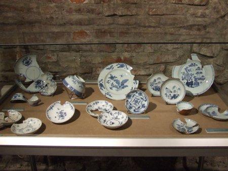 Obiective turistice Cracovia muzeul arheologic 1