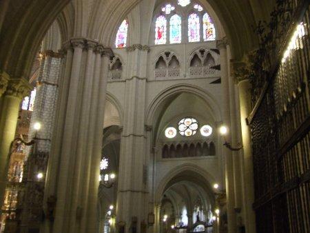 obiective turistice toledo catedrala