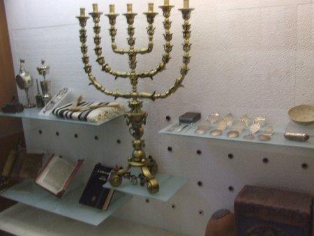 obiective turistice toledo muzeul evreiesc