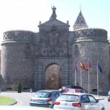 obiective turistice toledo puerta bisagra