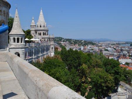 budapesta obiective turistice impresii bastionul pescarilor 2