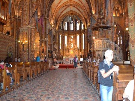 budapesta obiective turistice impresii biserica mathas 1