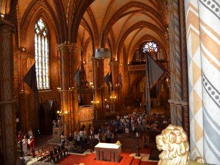 budapesta obiective turistice impresii biserica mathas 2