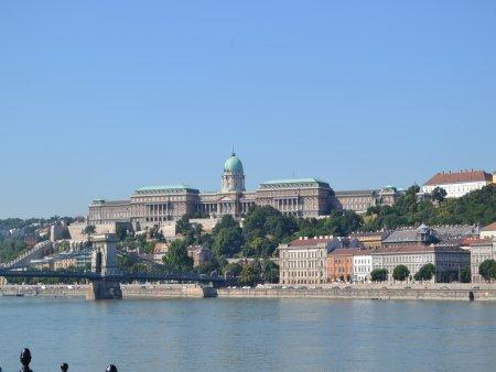 budapesta obiective turistice impresii castel buda 1