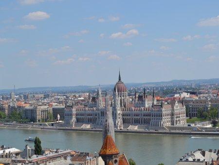 budapesta obiective turistice impresii parlamentul 1