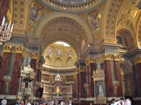 obiective turistice interesante in budapesta b sf stefan 1