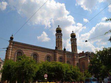 obiective turistice interesante in budapesta sinagoga 1