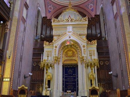 obiective turistice interesante in budapesta sinagoga 3