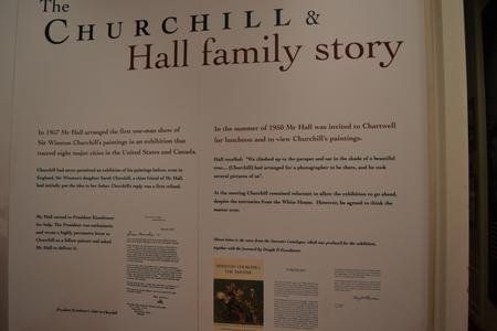palatul blenheim expozitie churchill 1