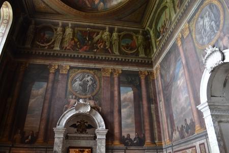 palatul blenheim tur ghid saloane 3
