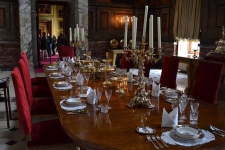 palatul blenheim tur ghid saloane 4