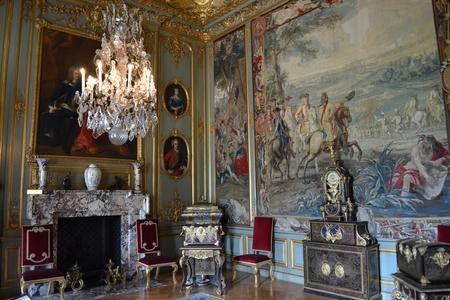 palatul blenheim tur ghid saloane 5