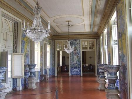 palatul queluz 2 hol azulejo